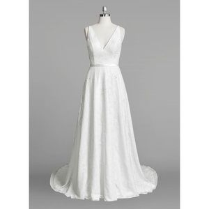 Brand New Azazie Noel Wedding Dress